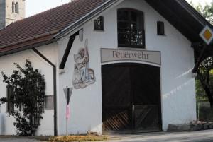 Hirnsberg-Feuerwehrhaus