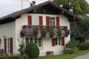 Beispiele von renovierten privaten Wohnhäusern